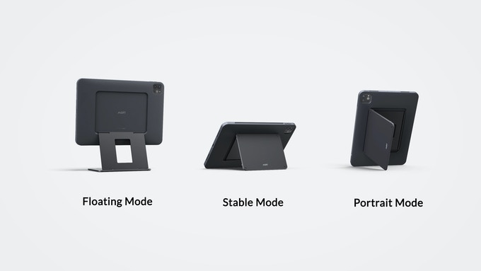 MOFT Float: Invisible and Foldable Stand&Case for iPad Pro