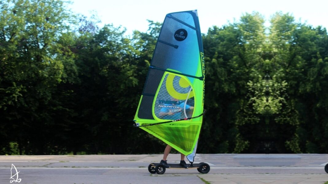 Urban Breez - Street Windsurfing Reborn