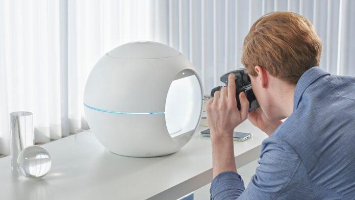 Foldio360 Smart Dome - Expand your creativity kickstarter