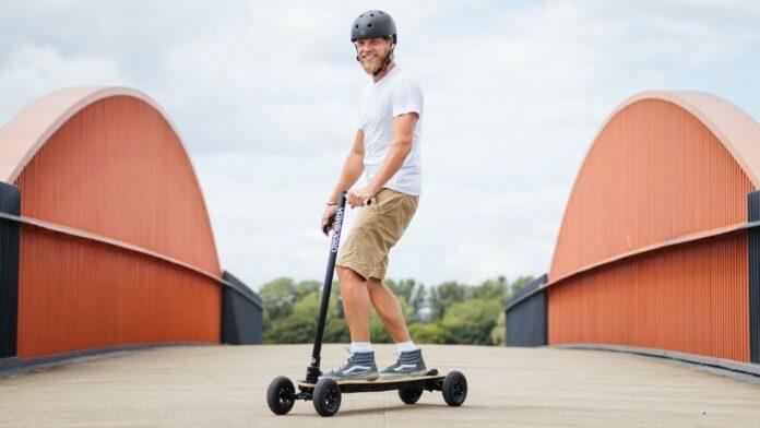 YAWBOARD - The Future Of Urban Mobility