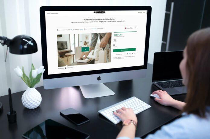Mundus Pro by Einova - a Sanitizing Device
