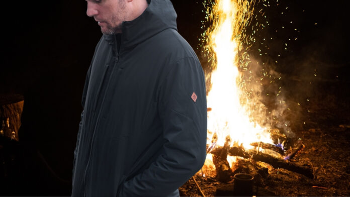 A Revolutionary Campfire-Safe Puffy Jacket - The Element by Trekka